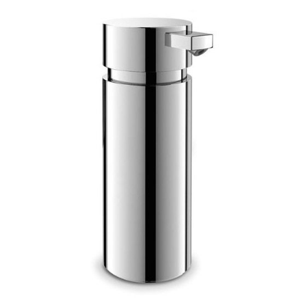 Zack Scala Soap Dispenser Polished Stainless Steel